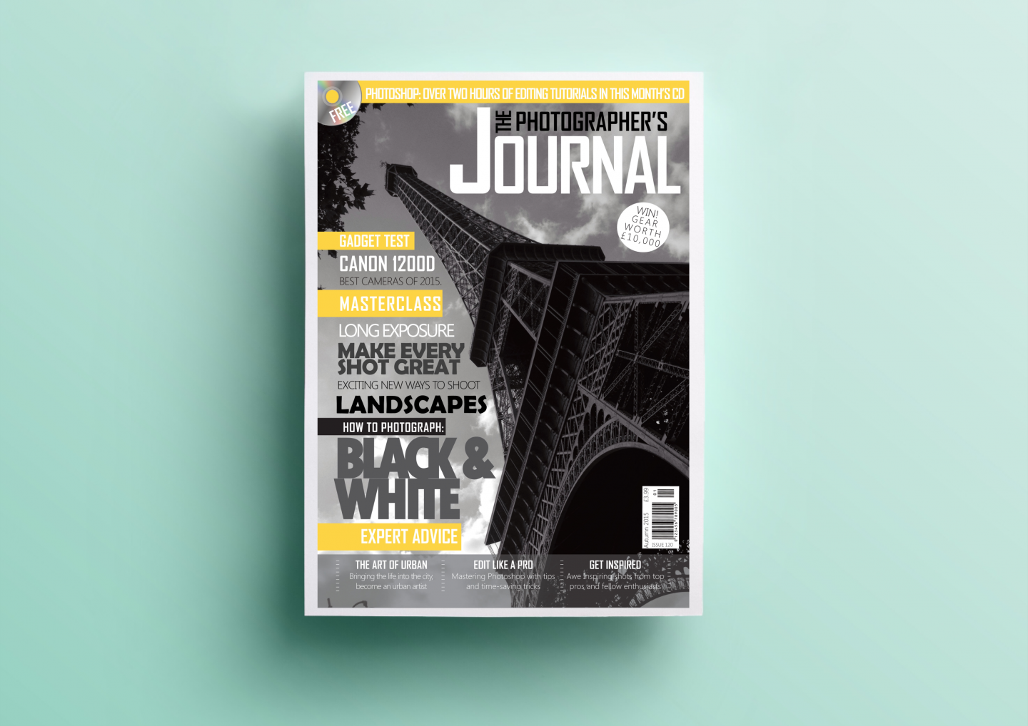 Creating A Magazine | Graphic Design