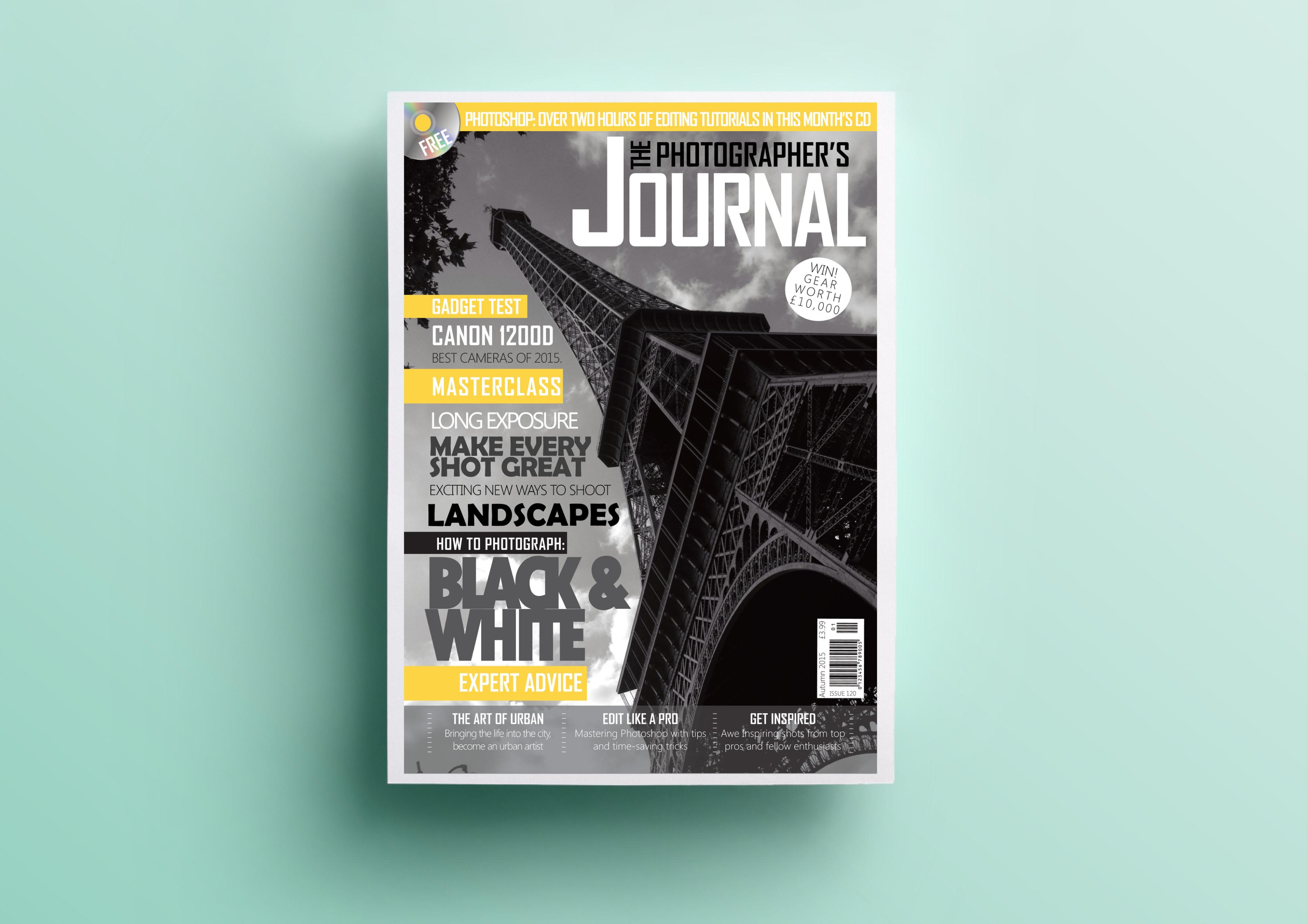 Creating A Magazine   Graphic Design