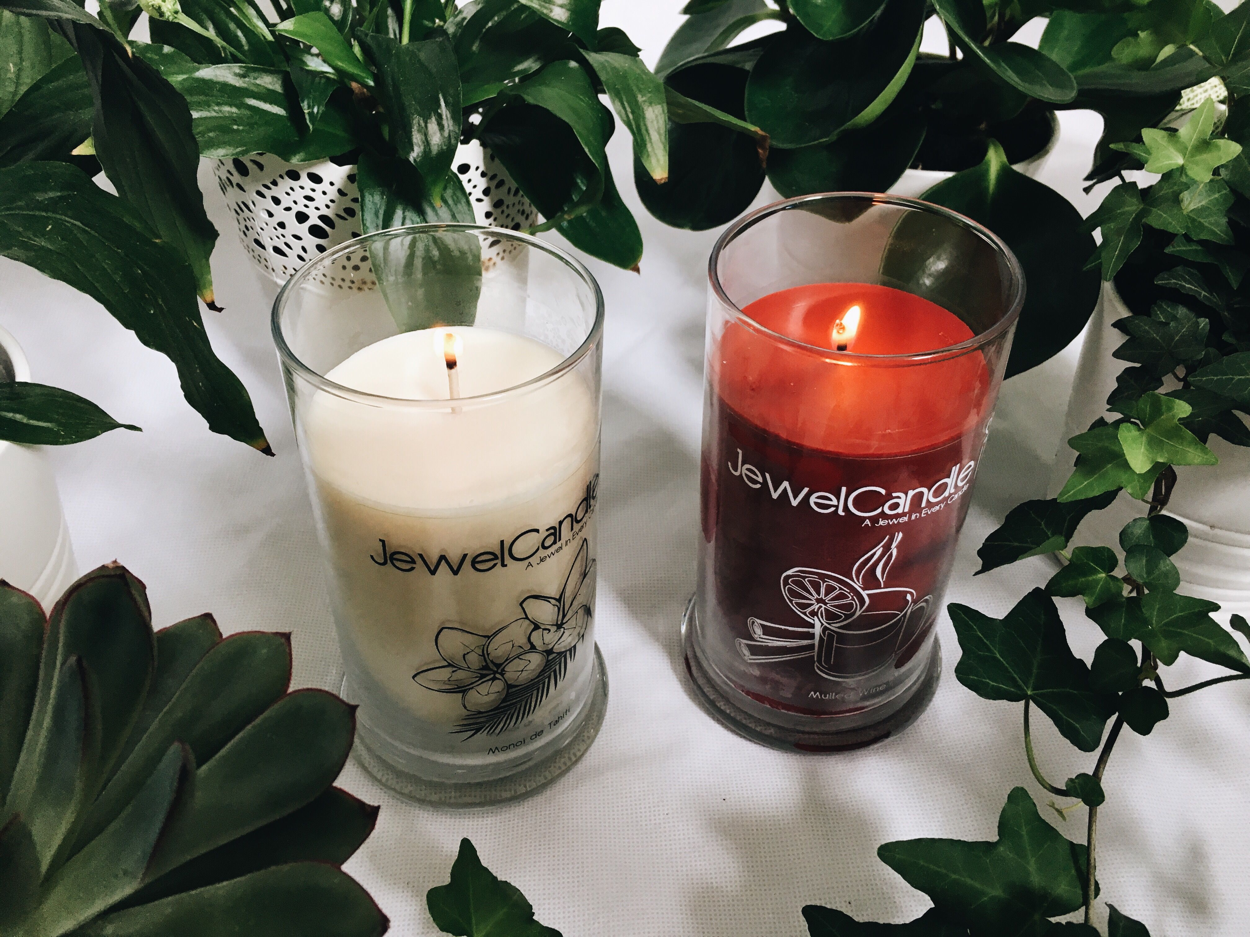 Unique Jewellery Candle   + GIVEAWAY