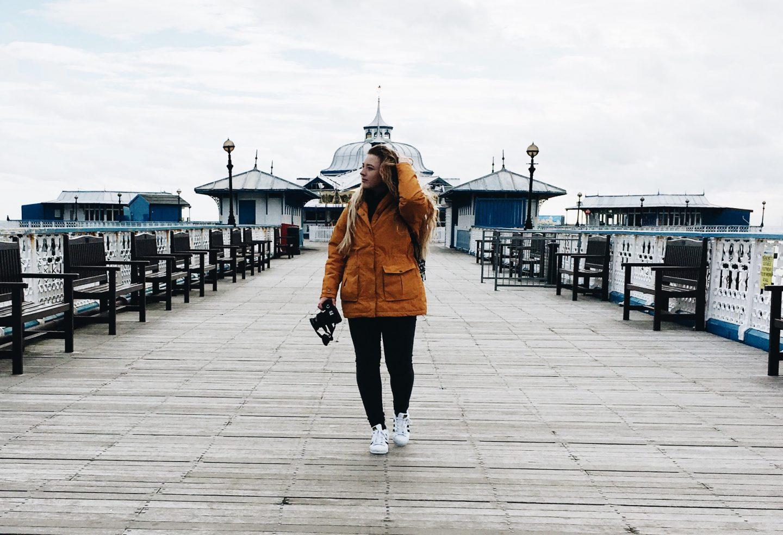 My Yellow Raincoat | OOTD