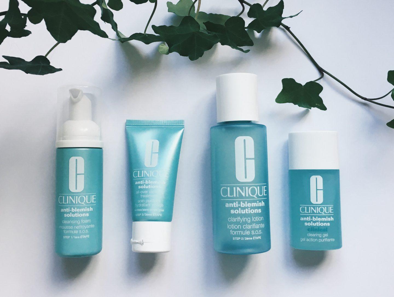 Clinique Acne Skincare | Review