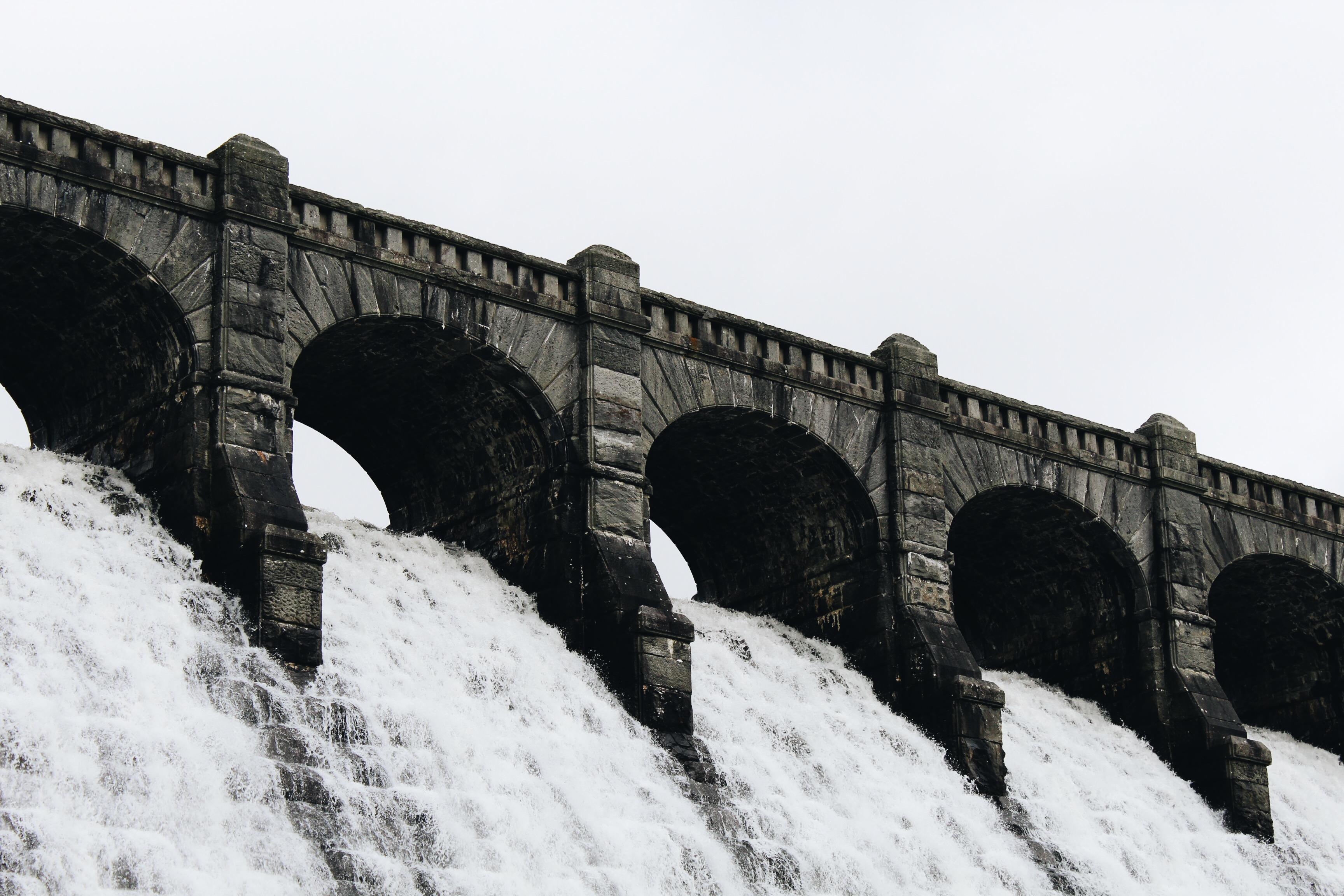 Lake Vyrnwy Dam