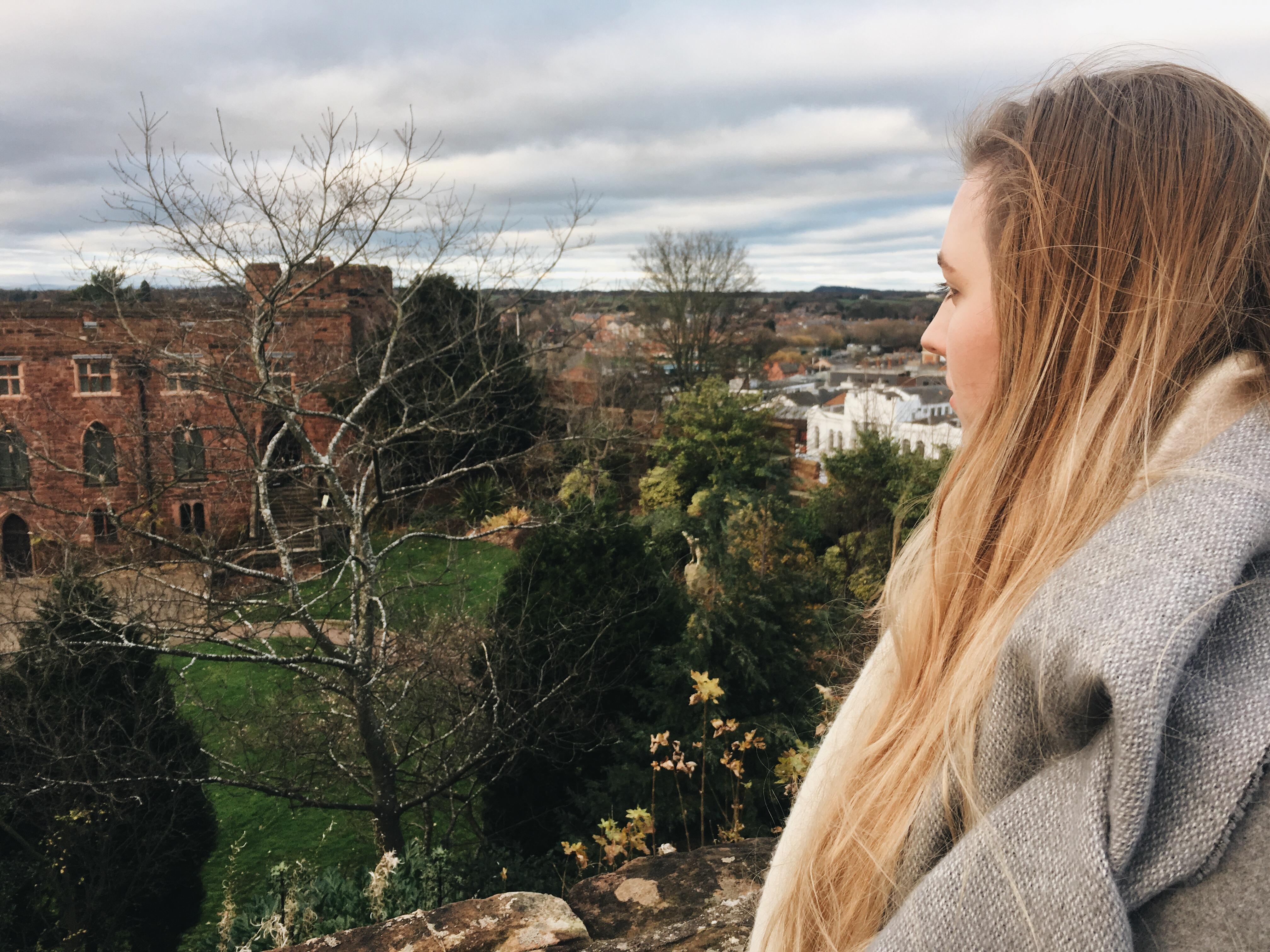 Exploring Shrewsbury