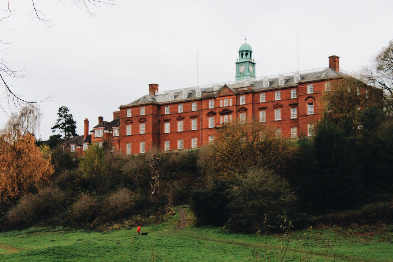 A Day In Shrewsbury   Blogmas Day 7