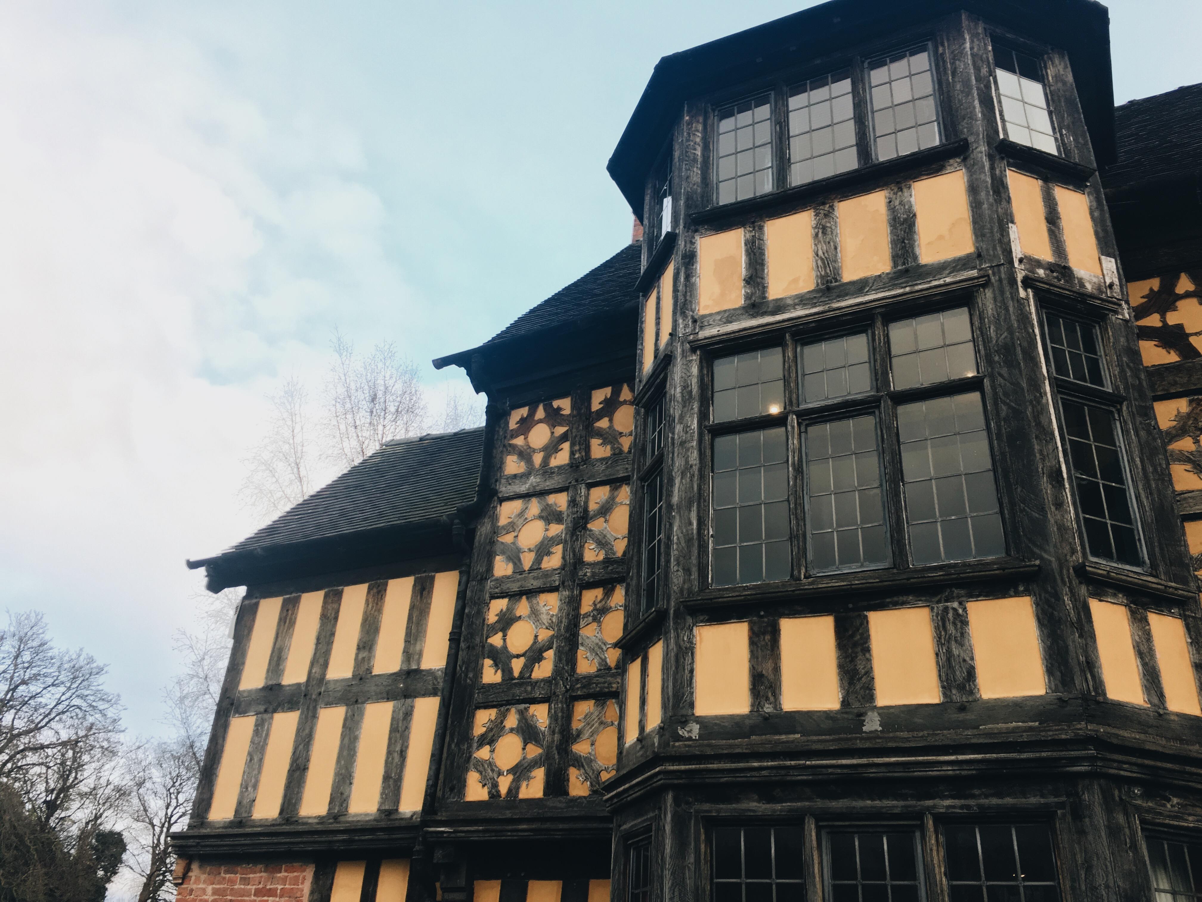 Architecture In Shrewsbury