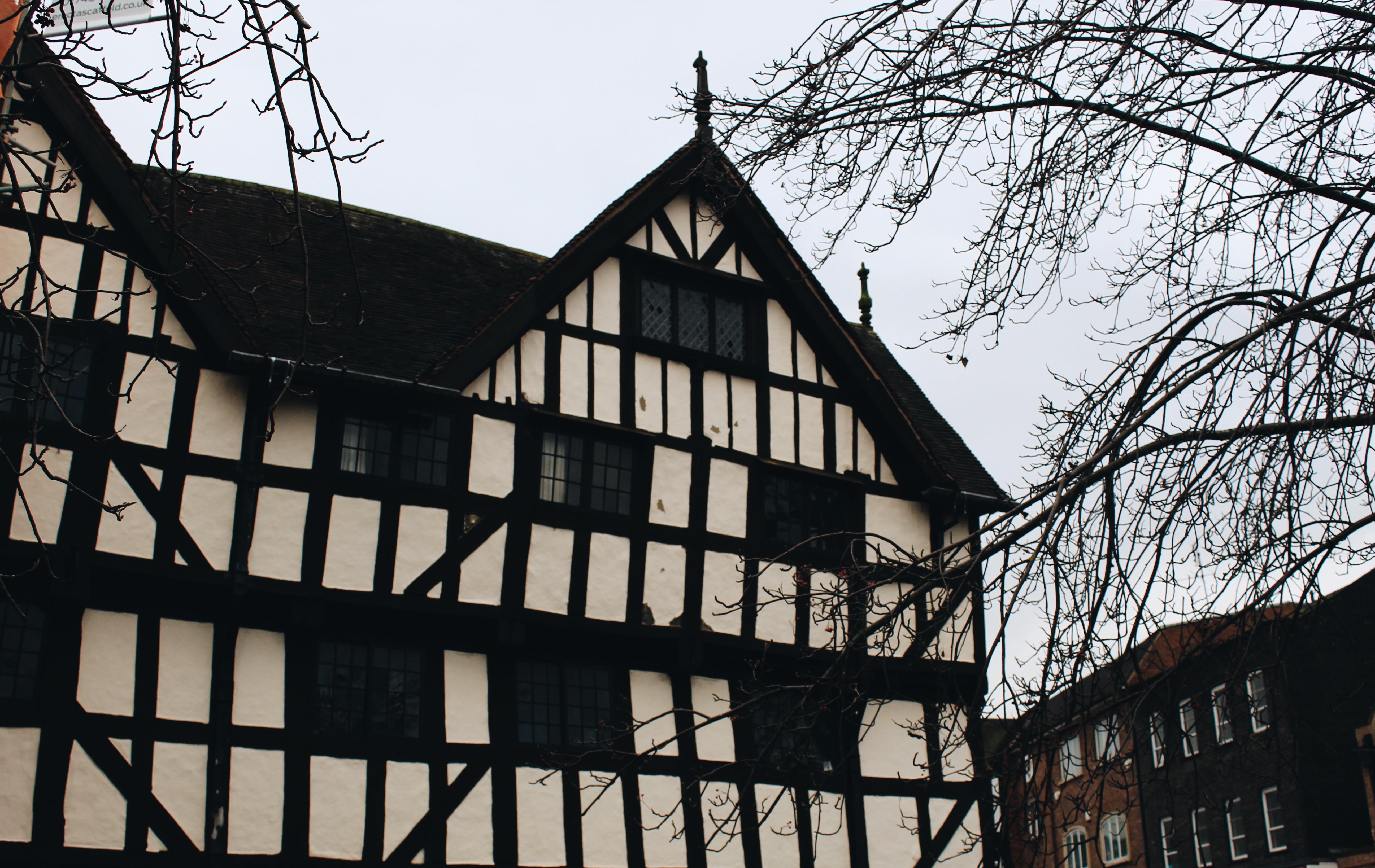Shrewsbury Traditional Buildings