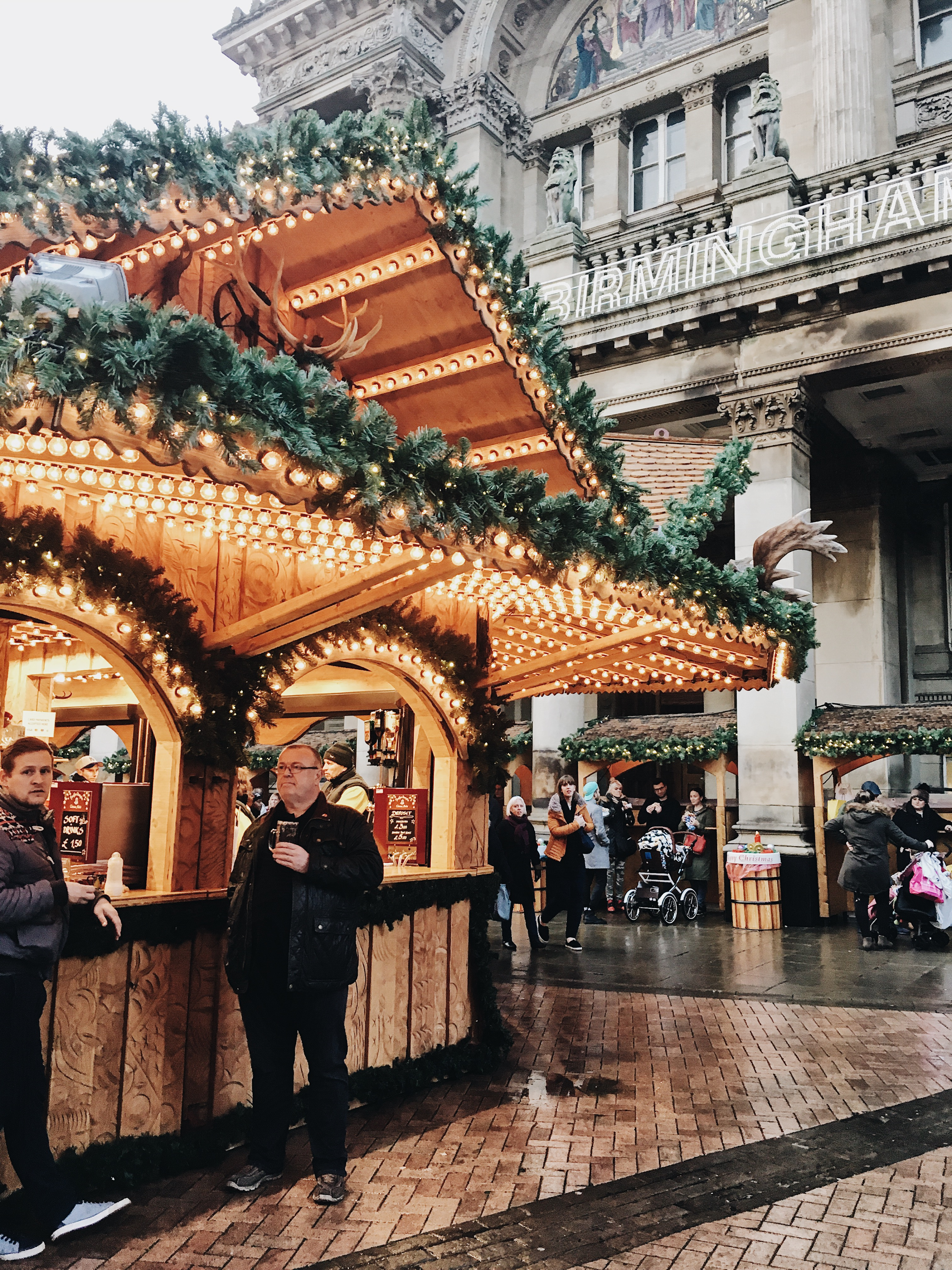 Birmingham German Christmas Market