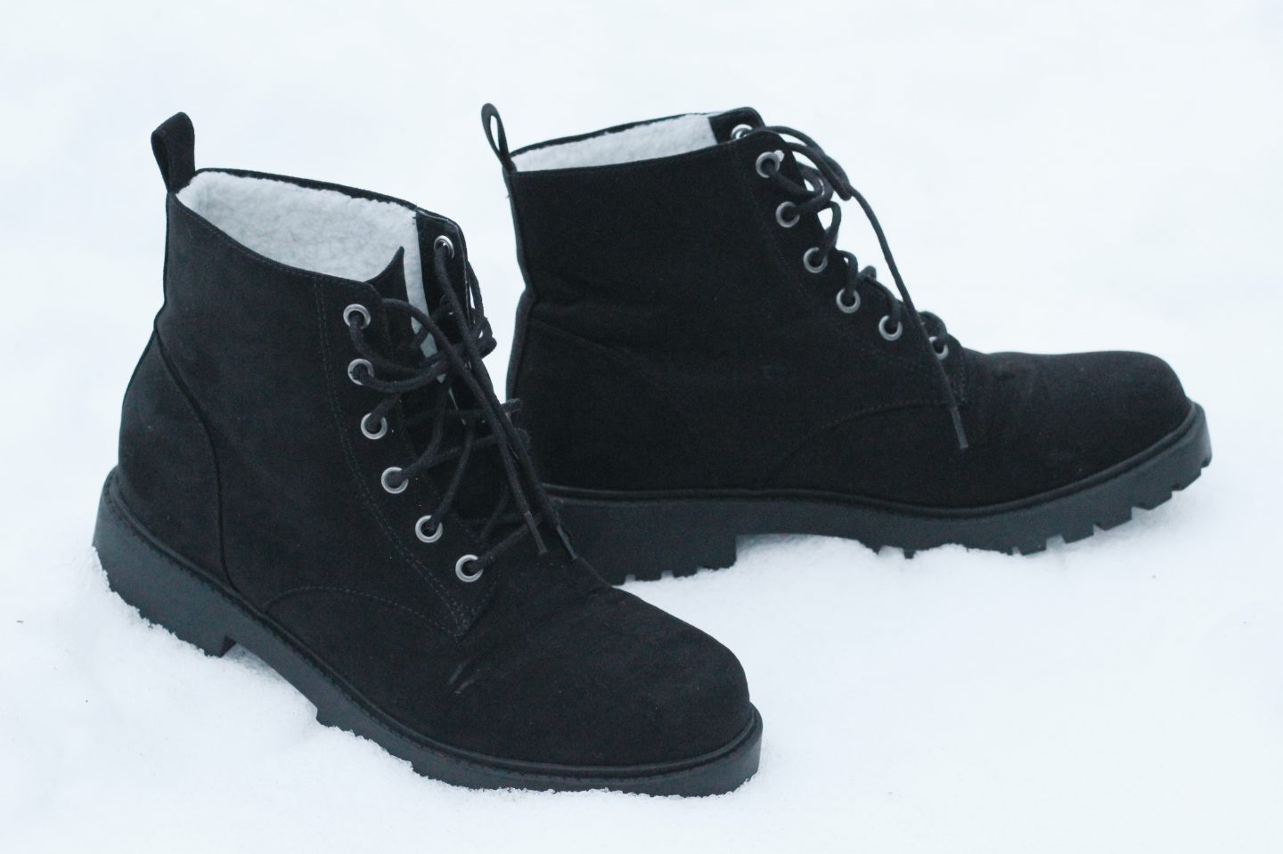 Cosy Winter Boots | Blogmas Day 13