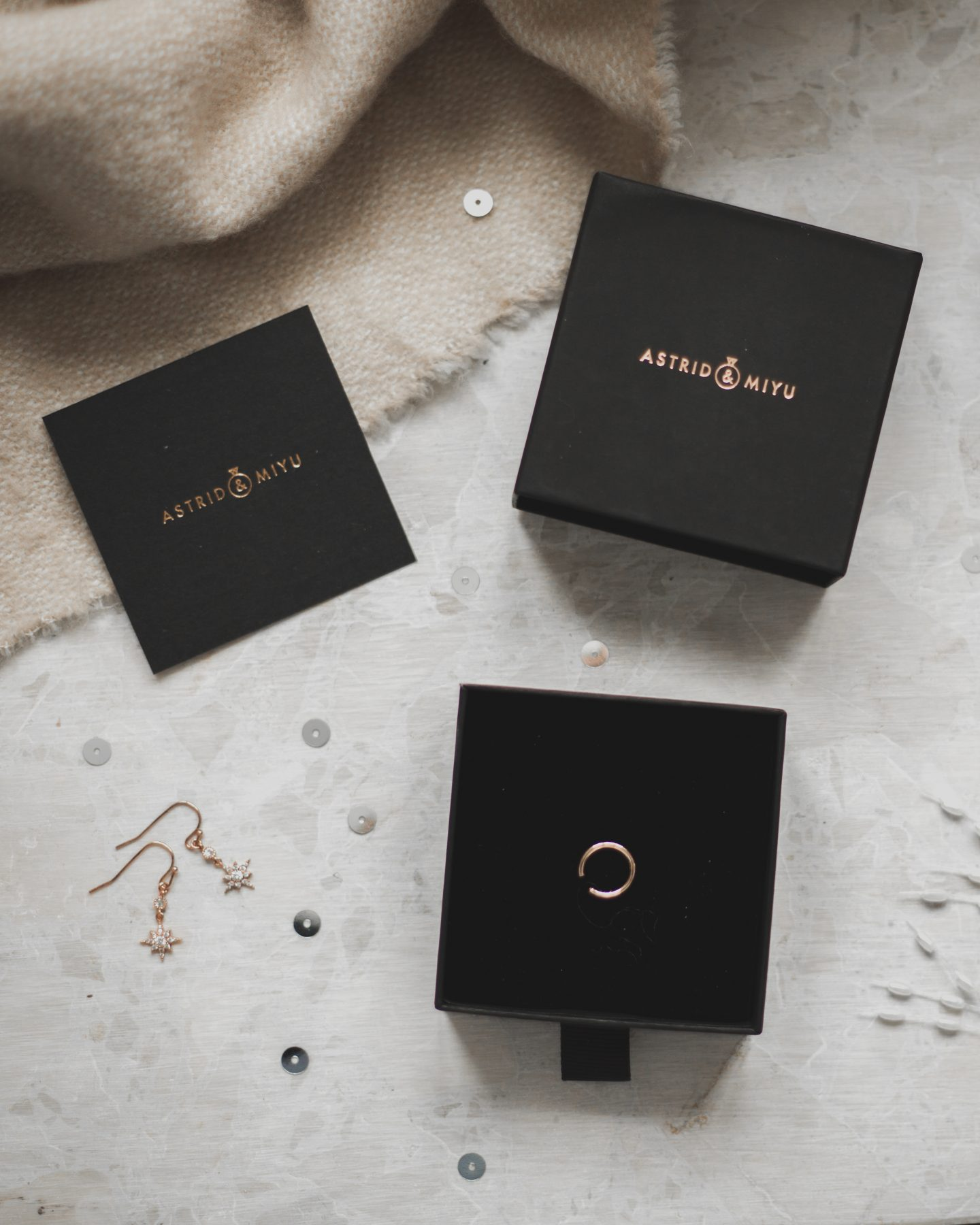 Astrid and Miyu | Minimalist Jewellery Review