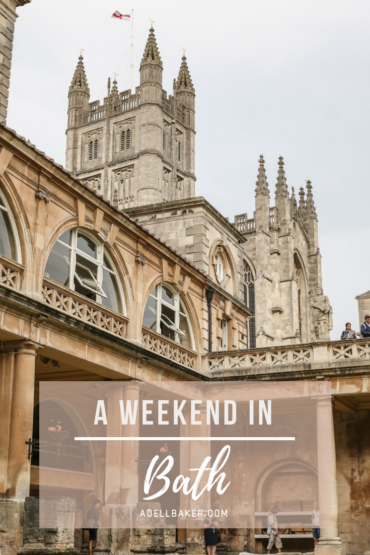 Things To Do With A Weekend In Bath