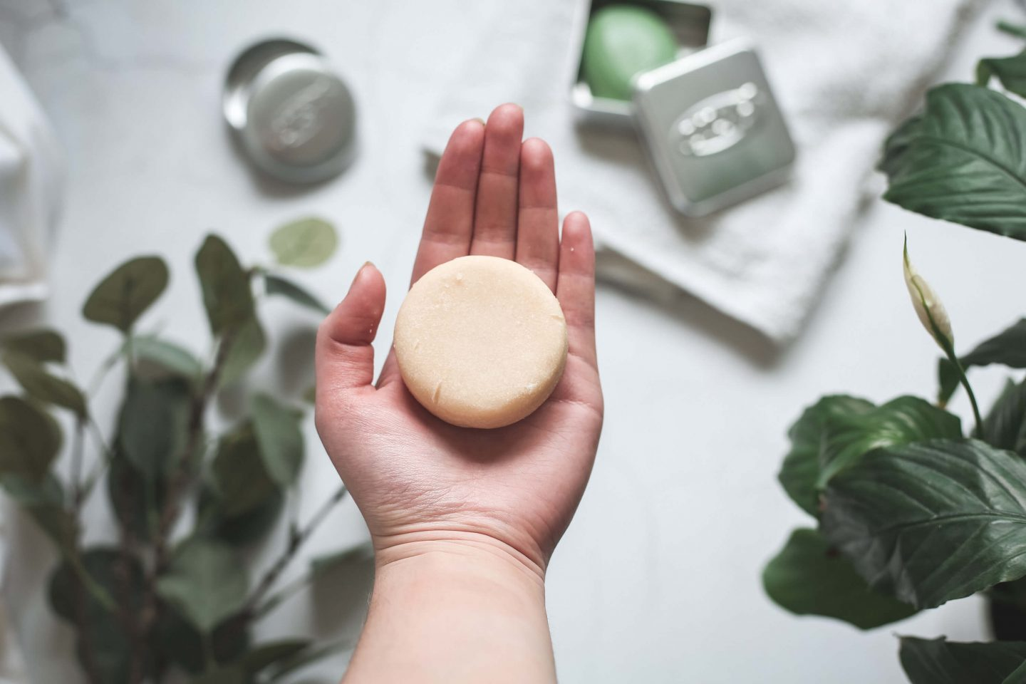 Lush Shampoo Bar Review | Packaging Free Products